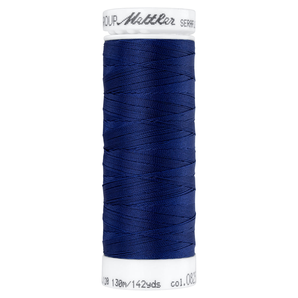 Elastic Sewing Thread Seraflex 0825 Navy