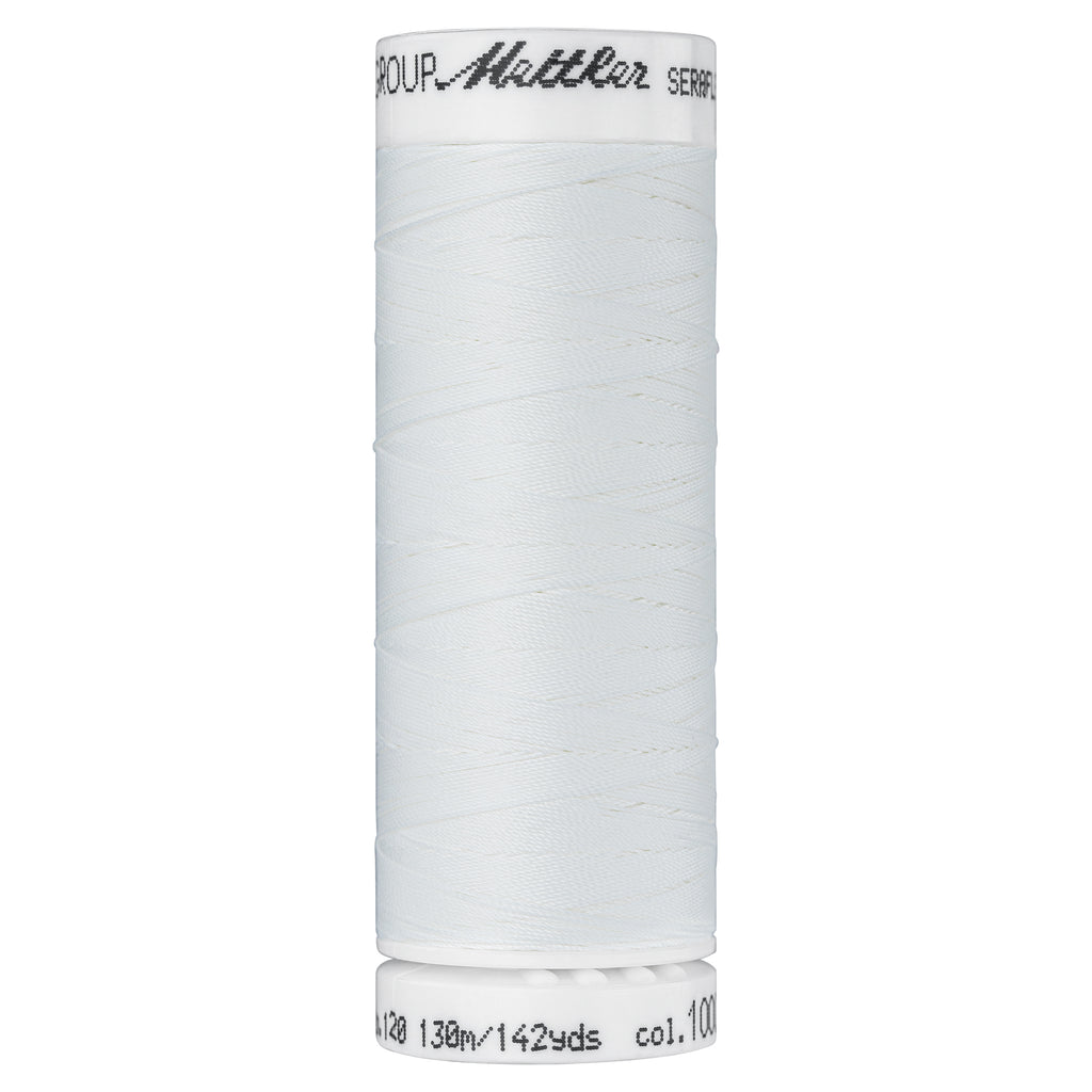 Elastic Sewing Thread Seraflex 1000 Eggshell