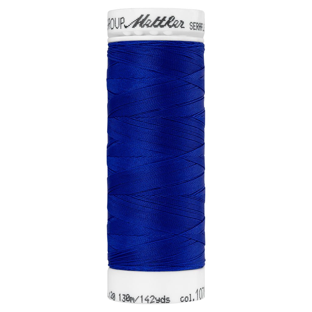 Elastic Sewing Thread Seraflex 1078 Fire Blue