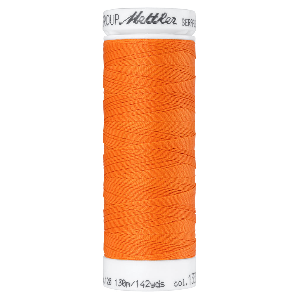 Elastic Sewing Thread Seraflex 1335 Tangerine