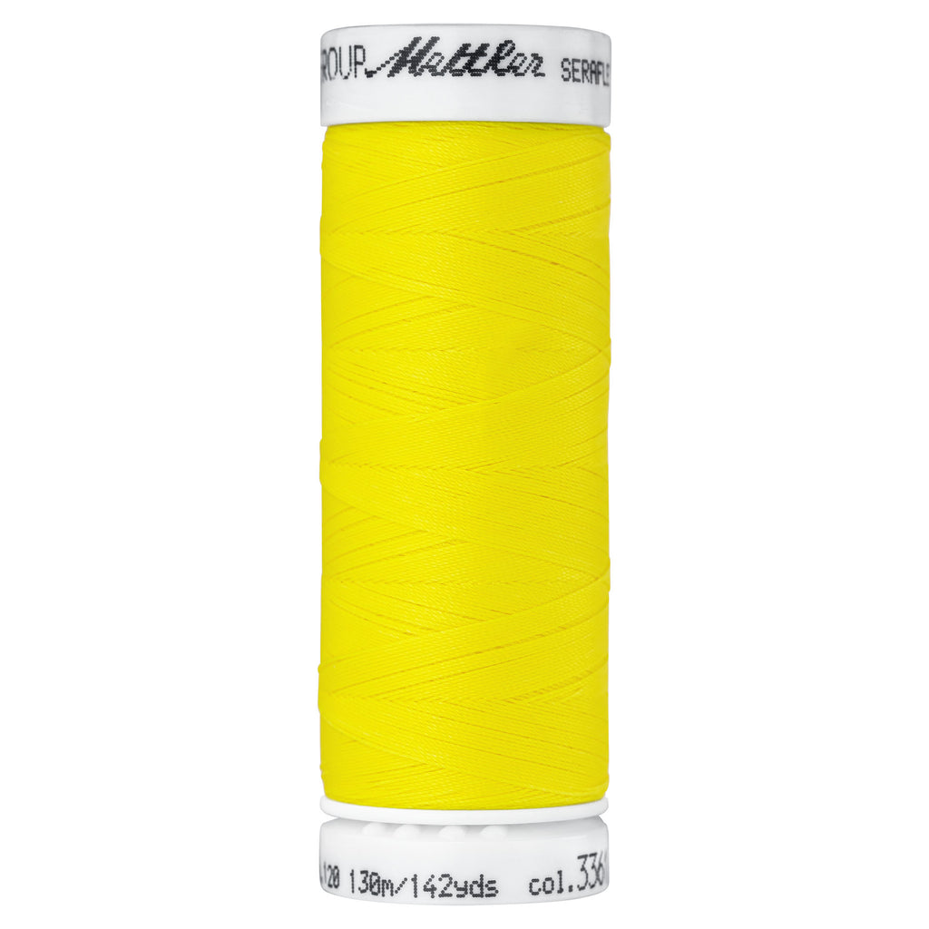 Elastic Sewing Thread Seraflex 3361 Lemon