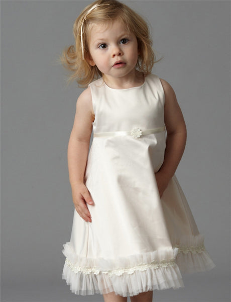 Baby Milla Dress- Shell colour - one size 6-12mth left