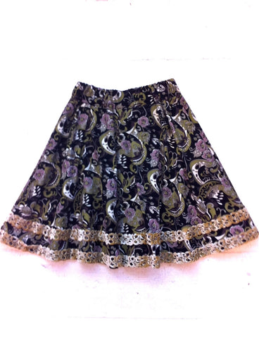 Laura Skirt-Size 4  left