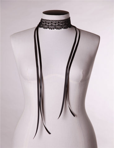 Coco Neck Tie and Waist Belt