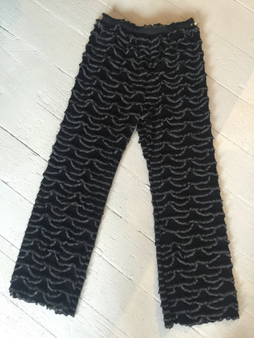 Kourtney Ruffle Pant Size 6 and 8 left