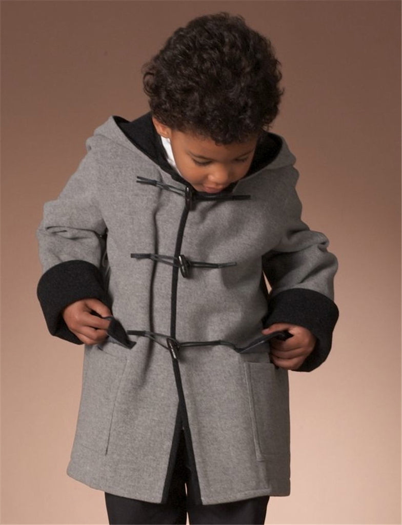 Nicholas Duffle Coat- SOLD OUT