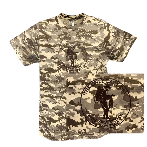 Youth Easy Day Digital Camo T-shirt
