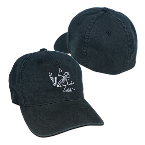 FlexFit Hat with Bone Frog - UDT-SEAL Store - 2 acb9dff4ab3