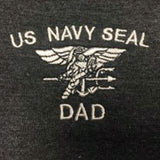 Navy SEAL Dad Polo Shirt
