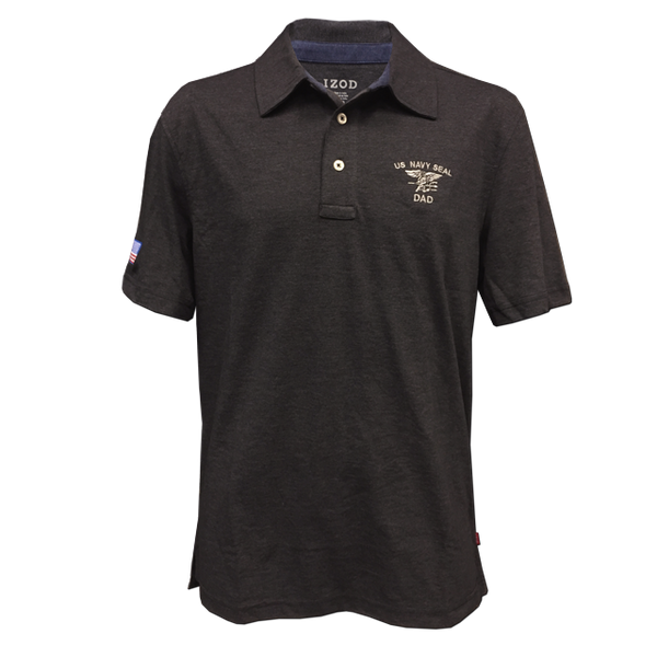 Navy Seal Dad Polo Shirt Udt Seal Store