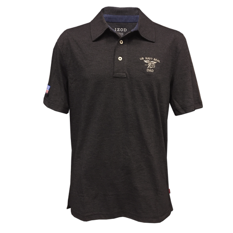 Navy SEAL Dad Polo Shirt - UDT-SEAL Store  - 1