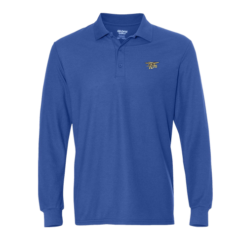 Men's Trident Long Sleeve Sport Shirt
