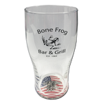 Bone Frog Bar & Grill Pub Glass - UDT-SEAL Store  - 2