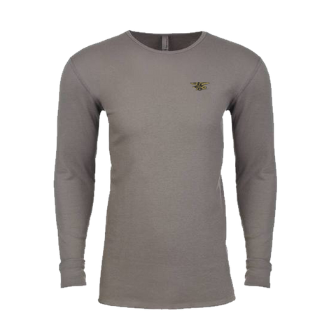 Trident Warm Grey Adult Long Sleeve Thermal