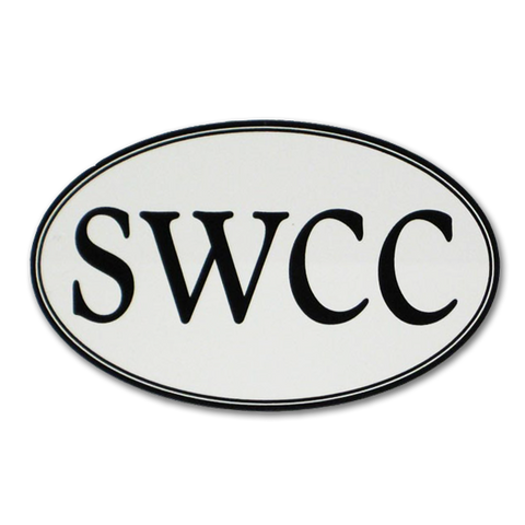 SWCC Round Decal - UDT-SEAL Store