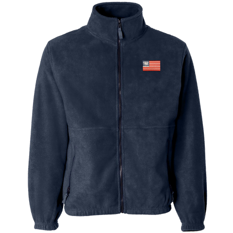 Sierra Pacific Trident Flag Fleece Full-Zip Jacket