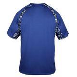 Trident Sport Digital Camo Performance Shirt
