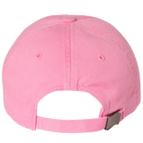 Ladies Hot Pink Cap with Trident