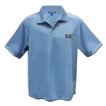UDT-SEAL Association Polo Shirt in Blue Lake - UDT-SEAL Store  - 2