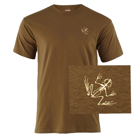 Soffe Bone Frog Military Cotton Tshirt