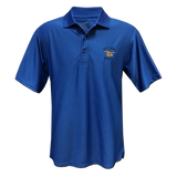 Men's Trident US NAVY SEALS Royal Blue Polo