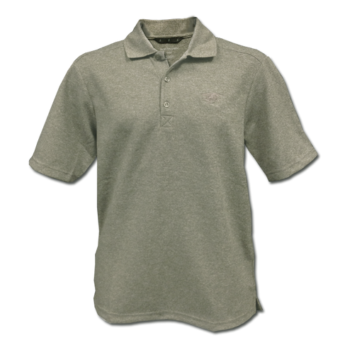 Trident Waffle Polo Shirt - UDT-SEAL Store  - 1