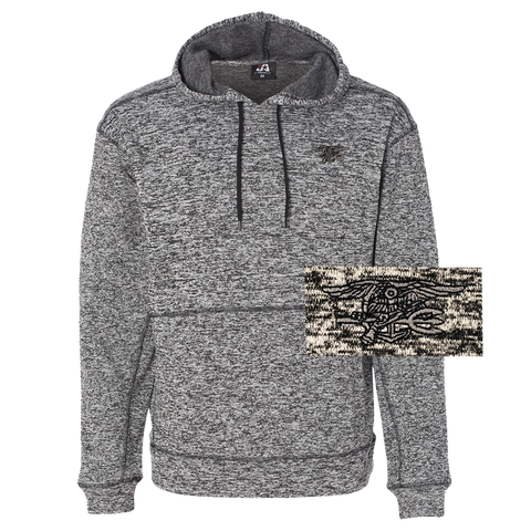 Men's Trident cosmic Fleece Hooded Sweatshirt
