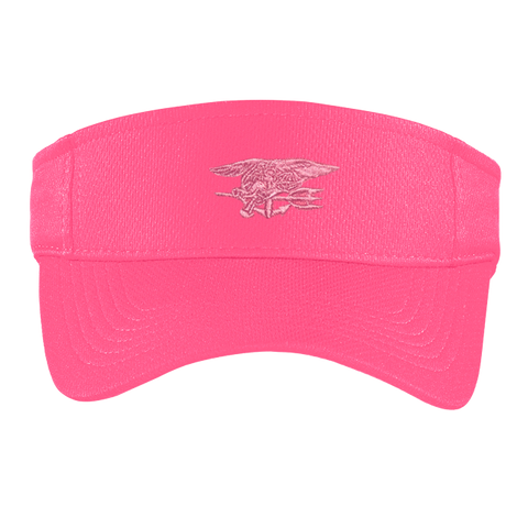 Ladies Trident Bright Pink Racermesh Visor