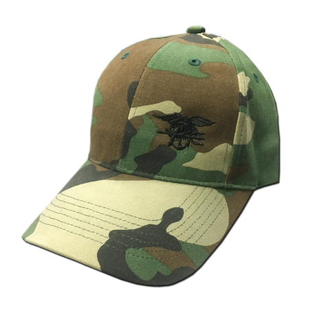 Trident Rothco Kids Camo Cap - UDT-SEAL Store  - 1