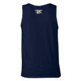Men's Navy Tank Top Made In USA