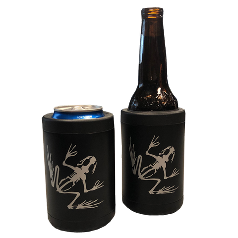 Bone Frog Stainless Steel Tumbler + Can Cooler