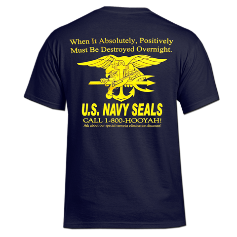 Destroyed Overnight S S Tshirt – UDT-SEAL Store 4367854a9f6