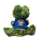 Stuffed Frog with Navy SEALS T-Shirt - UDT-SEAL Store  - 2