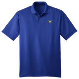Men's Trident Fine Jacquard Performance Polo