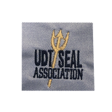 Association Trident Spear Royal Poly Oxford Pique Polo