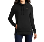 Ladies Trident Luuma Pullover Fleece Hoodie