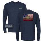 Trident Flag Long Sleeve T-Shirt