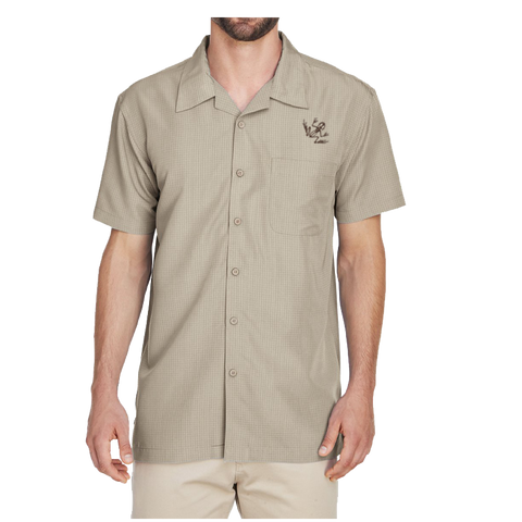 Men's Bone Frog Camp Shirt