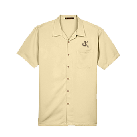 Men's Bone Frog Bahama Camp Shirt