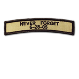 Never Forget 6-28-05 Patch - UDT-SEAL Store  - 1