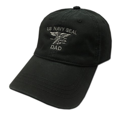 NAVY SEAL Dad Ball Cap - UDT-SEAL Store  - 1