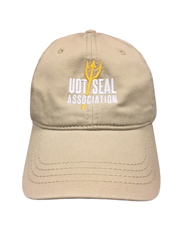 UDT SEAL Association Khaki Hat