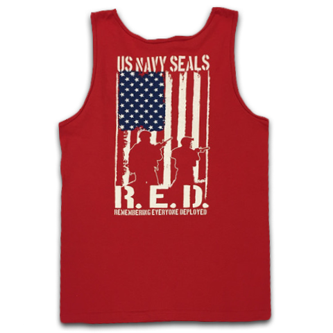 Men's Remember Everyone Deployed Tank