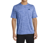 Sport-Tek PosiCharge Royal Electric Tee with Royal Trident
