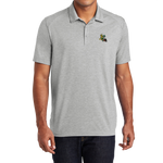 Men's Freddy & Sammy Light Grey Wicking Polo