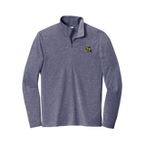 Freddy and Sammy Wicking Quarter-Zip Pullover