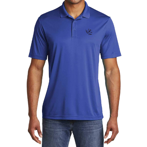 Men's Bone Frog PosiCharge Polo