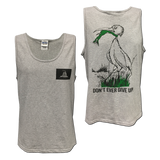 DON'T EVER GIVE UP! Frog and Stork Tank Top - UDT-SEAL Store  - 2
