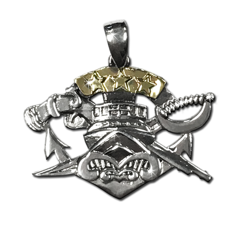 SWCC Pendant Medium - UDT-SEAL Store