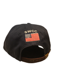 SWCC with American Flag Navy Hat